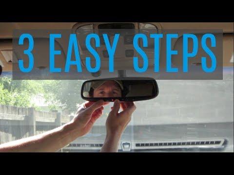 How to program the garage door opener in your car in 3 easy steps