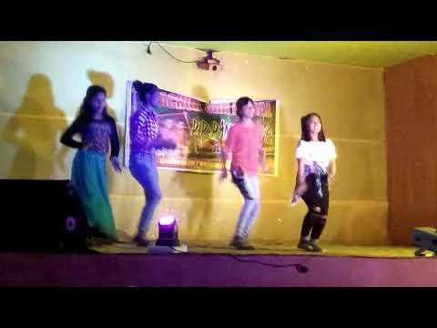 Mashing saslang dance.......