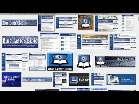 Blue Letter Bible 101