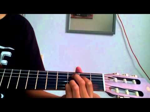 Laskar pelangi - nidji(guitar cover)