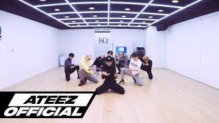 ATEEZ Answer Dance Practice