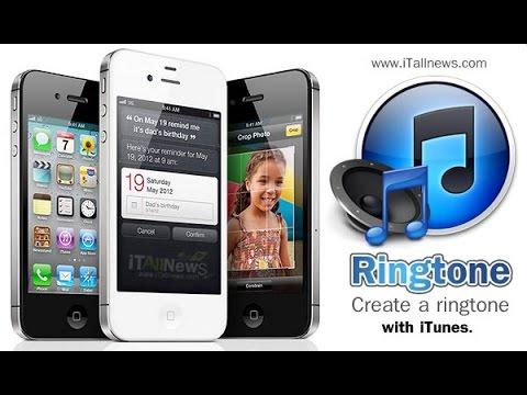 สอนวิธีลง Ringtone ในไอโฟน ผ่าน iTunes 12.1 ง่ายๆไม่ถึง 5 นาที ล่าสุด!!!