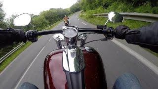 Motor Test: Harley-Davidson Breakout & Night Rod - MotoMe - S2/09