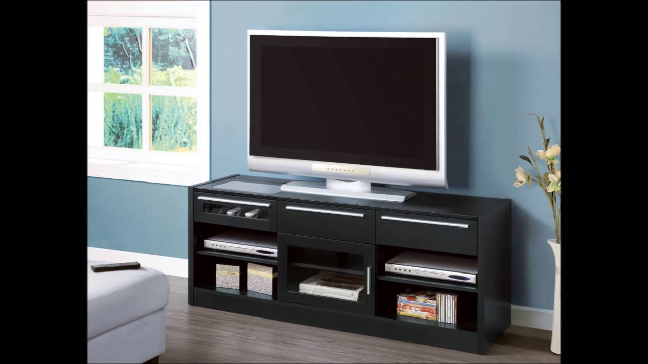 Modern Entertainment Center Design Ideas In Apartment
