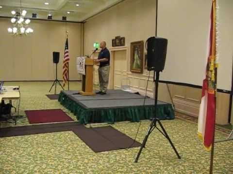 The Villages Tea Party  June 24, 2013  Speaker Gary Berntsen - Fmr CIA Covert Officer
