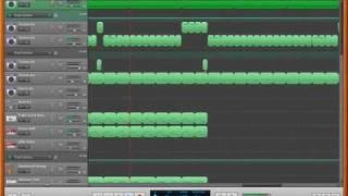 AVICII-Levels (Full Song) Remake In Garageband '11