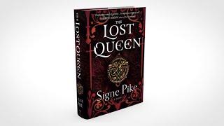 LOST QUEEN Book Trailer