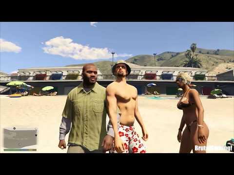 GTA 5 BRUTAL KILL COMPILATION (Grand Theft Auto V Walk with Captain America/Funny/Thug life)