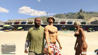 GTA 5 BRUTAL KILL COMPILATION (Grand Theft Auto V Walk with Captain America/Funny/Thug life)