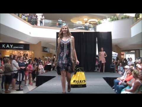 Julie Nation Academy: Santa Rosa Plaza Fashion Show 2016