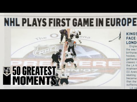 50 GREATEST MOMENTS  Kings Play in Europe