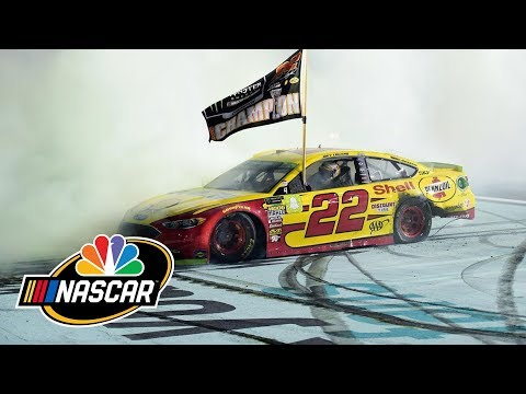 Top 18 moments from 2018 NASCAR season  NBC Sports