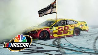 Top 18 moments from 2018 NASCAR season | NBC Sports