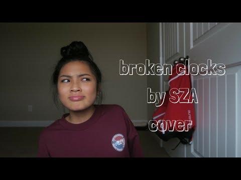 Broken Clocks by SZA (cover)
