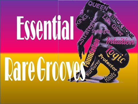 Essential Rare Grooves Soul R&B MIX-TAPE RARE GROOVE - by Imani