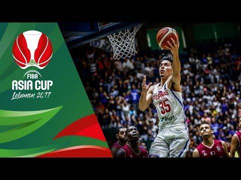 Top 5 Plays - Day 6 - FIBA Asia Cup 2017