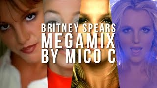 BRITNEY SPEARS # Medley 2018 by MICO C (EXTENDED VERSION)