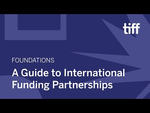 A Guide To International Funding Partnerships