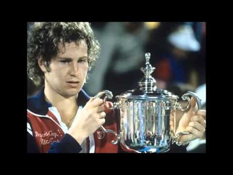 "Official Tribute to John McEnroe by ""Simply The Best"""