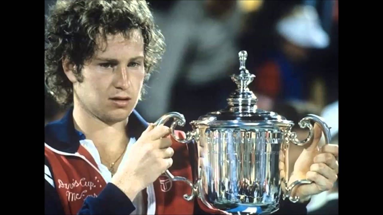"""ficial Tribute to John McEnroe by """"Simply The Best"""""""