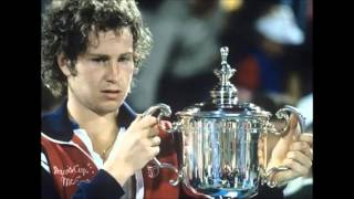 """Official Tribute to John McEnroe by """"Simply The Best"""""""