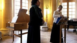 Il tempo di Francesca - мадригал для двух сопрано (Клаудио Монтеверди)