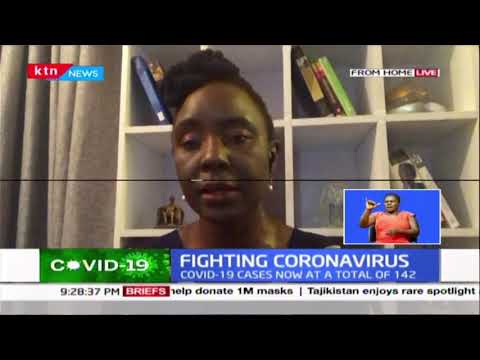 Dr. Mercy Korir on the fight against Coronavirus in Kenya