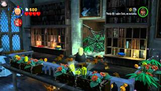 Let´s Doku Lego Harry Potter Years 1-4 - 92 [HD Blind]