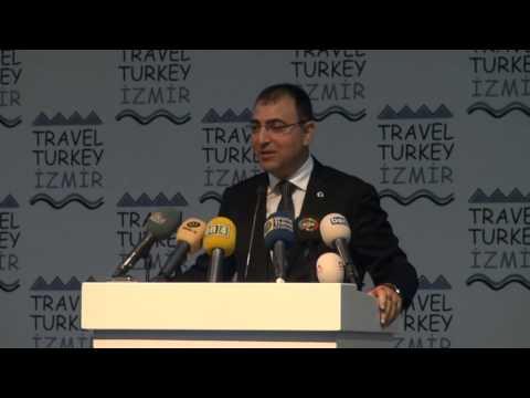 Travel Turkey İzmir Fuarı Açılışı