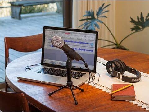 samson q2u recording and podcast pack setup guide youtube. Black Bedroom Furniture Sets. Home Design Ideas