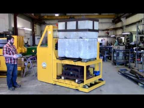Titan Die Cart 143259:  2 x 3000 lb Capacity