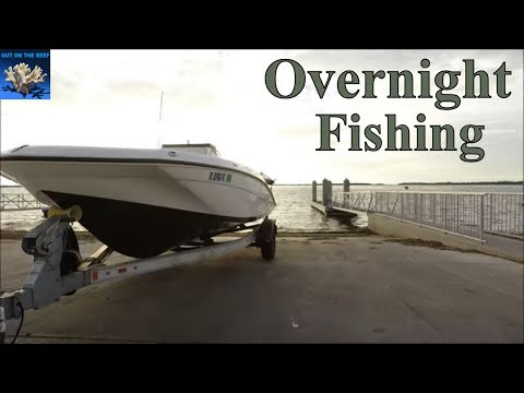 Overnight Fort De Soto - Deep Sea Fishing Gulf Of Mexico 22 Miles Out