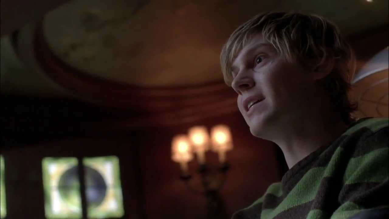 Tate Langdon - I prepare for Noble war