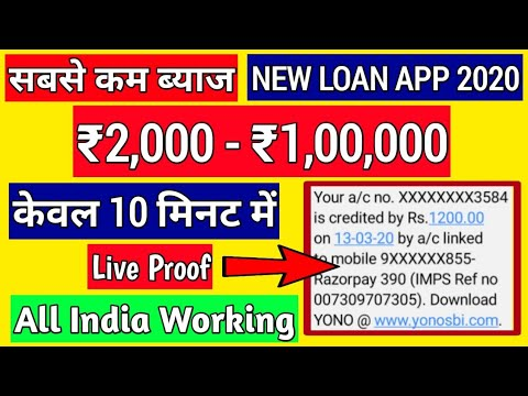 Best options for getting a loan for 20200