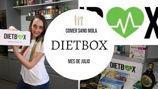 DIETBOX JULIO