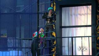 Lady Gaga The Edge of Glory At MMVA
