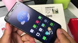 Unboxing Review Lenovo K320T 5.7 inch 18:9 full screen IPS 2GB 16GB FDD_LTE Fingerprint