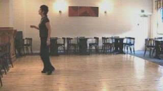 The Old Fashioned Way - Linedance Demo