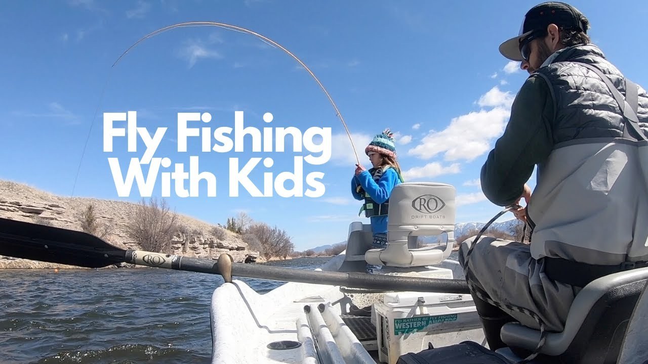 Got kids? Want to fly fish with them? Here's help.