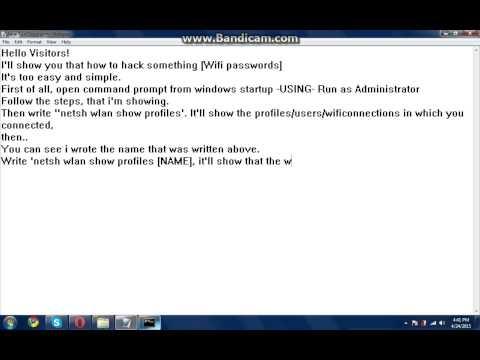 command prompt hacks wifi pdf