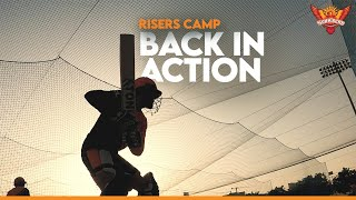 Training Session in UAE | Risers Camp | SunRisers Hyderabad