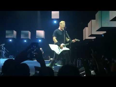 Metallica Lyon 12 Septembre 2017
