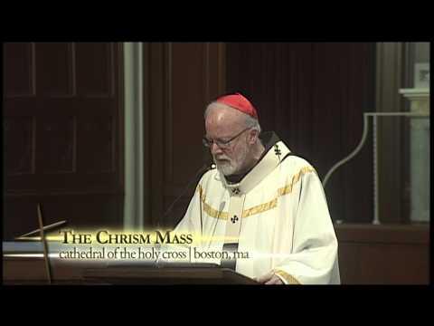 A father, a brother, a Catholic priest | Cardinal Seán O'Malley