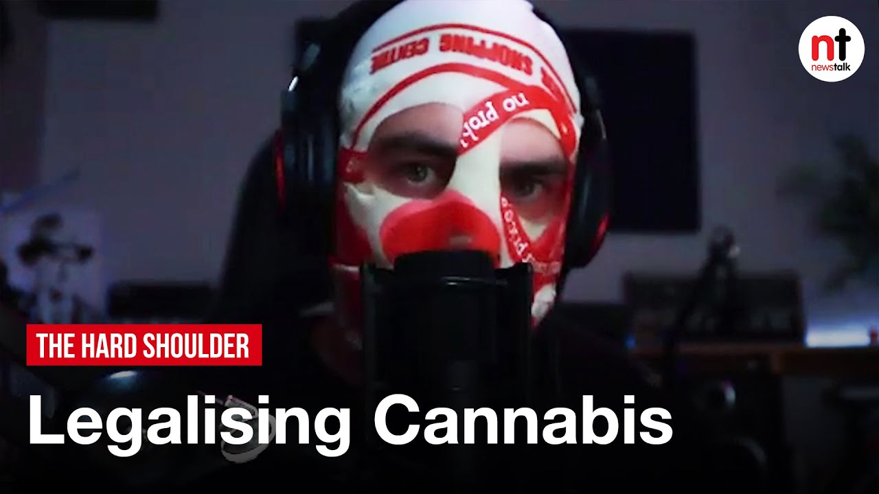 Download Blindboy Boatclub on cannabis use in Ireland.