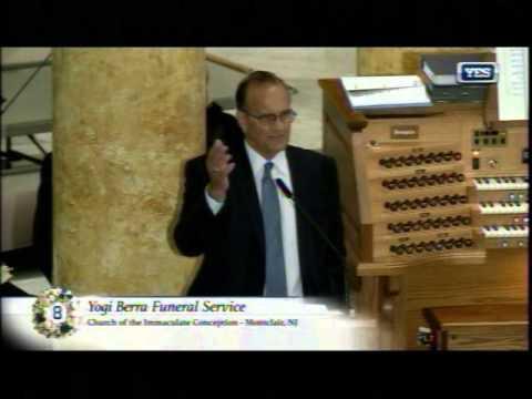 Joe Torre On Yogi Berra Funeral