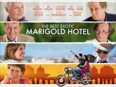 The Best Exotic Marigold Hotel Soundtrack - Thomas Newman