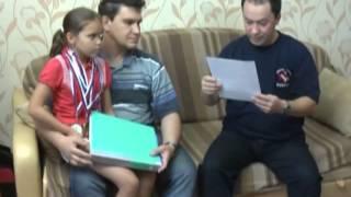 Беседа с Таней Лукиной, победительницей чемпионата Челябинской обла...