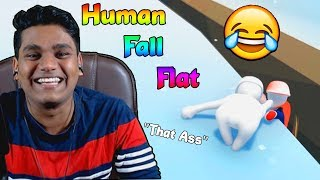 Messing With People Online in [ Human : Fall Flat ]