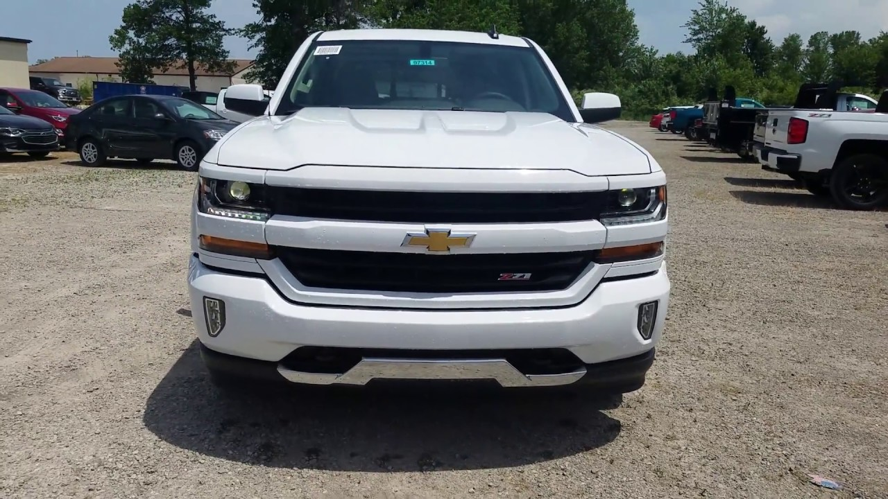 2017 Chevy Silverado 1500 Crew Cab LT Z71 - All Star ...