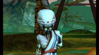 Giants: Citizen Kabuto - some funny scene 2